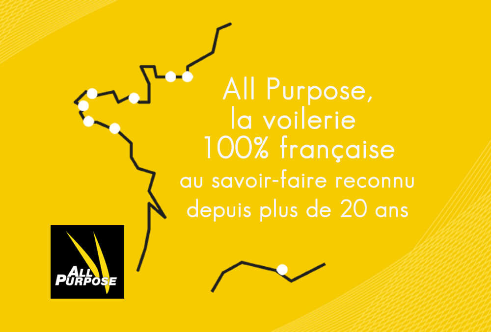 Les voileries du GIE All Purpose