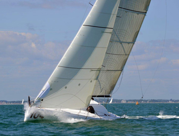Class40 Jack in the box Champion du Monde 2011 ©