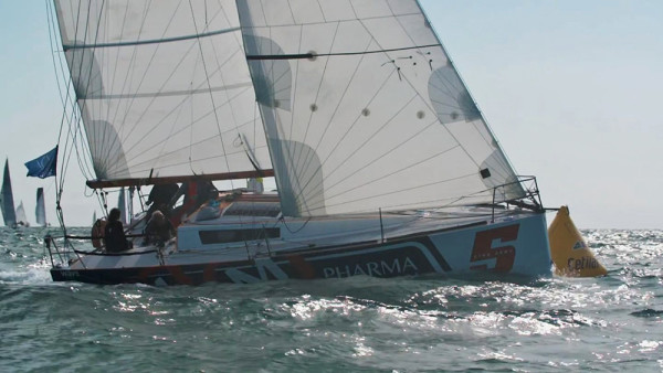 Voiles All Purpose sur le Class 950  n°5