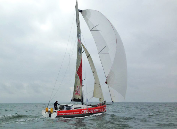 Normandy Channel Race Groupement Flo ©Normandy Channel Race