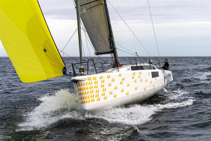 Pogo 44 sous voiles All Purpose ©Pogo Structures